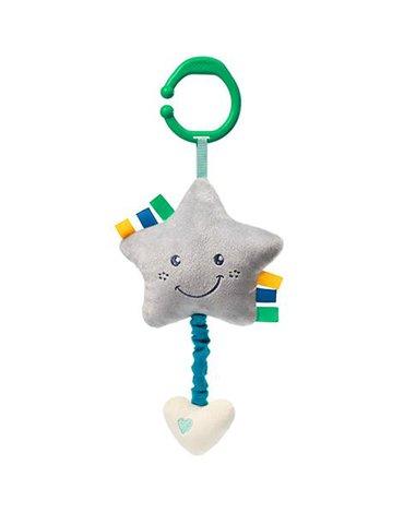 BABYONO - 617 Zabawka dla dzieci z pozytywką LULLABY STAR