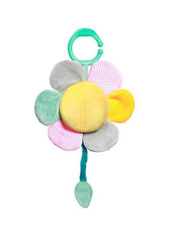 BABYONO - 607 Zabawka dla dzieci z pozytywką MY SUNSHINE
