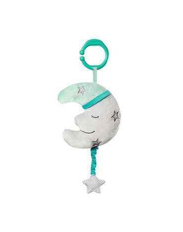 BABYONO - 610 Zabawka dla dzieci z pozytywką HAPPY MOON