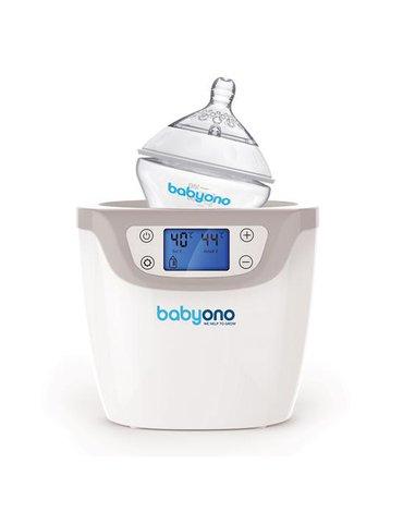 BABYONO - 645 Podgrzewacz do butelek z funkcją sterylizacji 2 w 1 NATURAL NURSING