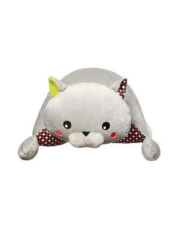 BABYONO - 643 Przytulanka dla niemowląt - poduszka CAT BRUNO C-MORE COLLECTION