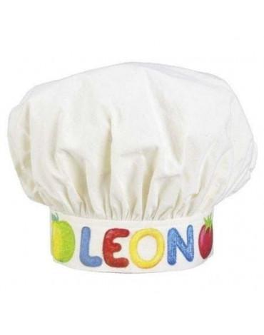 GOKI Bawełniana czapka szefa kuchni - do pomalowania