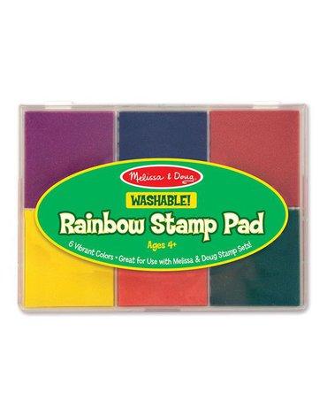 Melissa&Doug® - Tusze zmywalne 6 kolorów