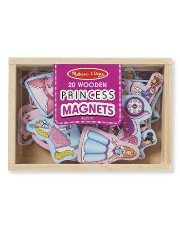 Melissa&Doug® - Magnesy na lodówkę Księżniczki 20szt.