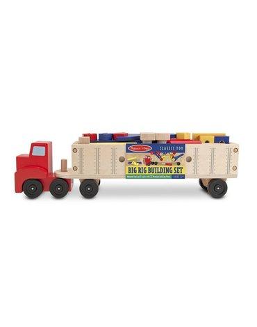 Melissa&Doug® - Duża ciężarówka z narzędziami