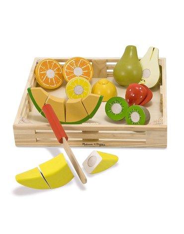 Melissa&Doug® - Owoce do krojenia - duży zestaw