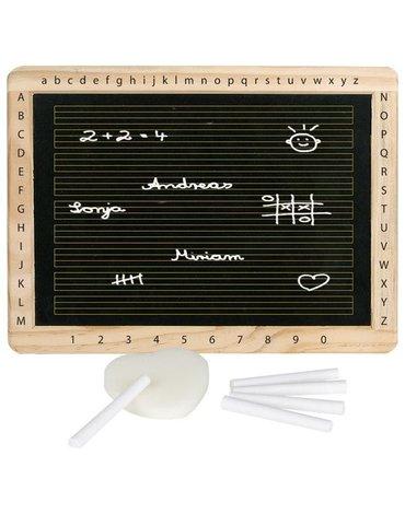 Duplikat# Goki® - Tabliczka do pisania z liniami - sprzedaż hurt (12szt/zest)