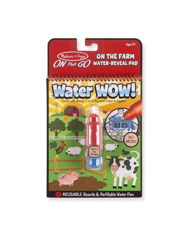 Melissa&Doug® - Malowanka wodna Kolorowanka Farma WaterWow