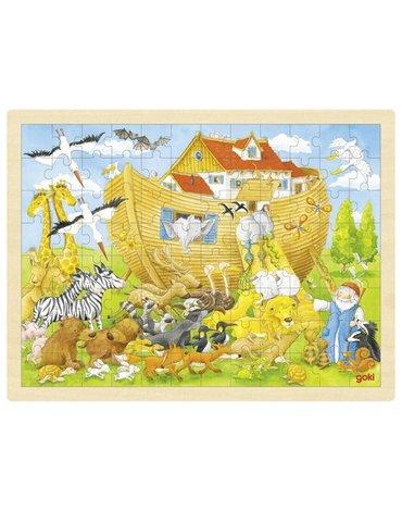 Goki® - Puzzle duże Arka Noego