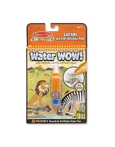 Melissa&Doug® - Malowanka wodna Kolorowanka Safari WaterWow