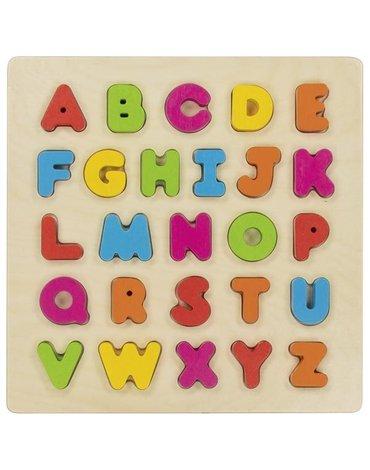 Goki® - Puzzle ABC 3D do układania
