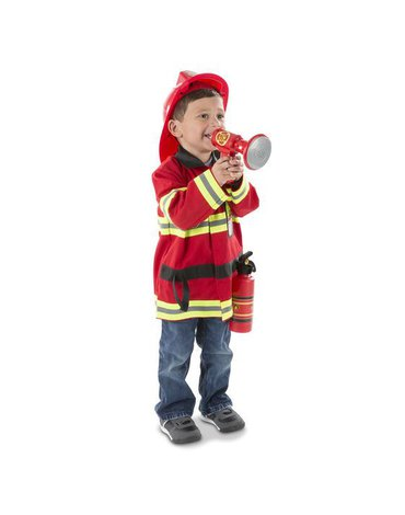 Melissa&Doug® - Kostium strażaka