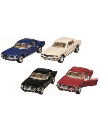 Goki® - Metalowy model Ford mustang 1964 1/2
