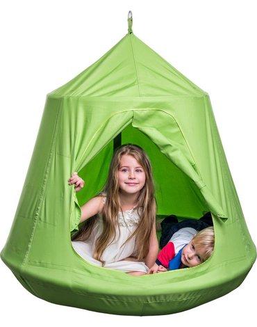Woody - Huśtawka namiot Ptasie gniazdko dla dziecka