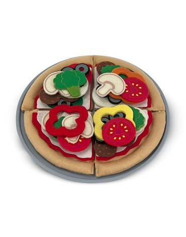 Melissa&Doug® - Pizza filcowa Melissa and Doug
