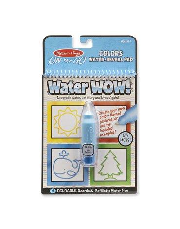Melissa&Doug® - Kolorowanka wodna Malowanka kształty - WaterWow