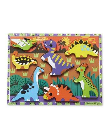 Melissa&Doug® - Melissa & Doug puzzle 3d  dinozaury