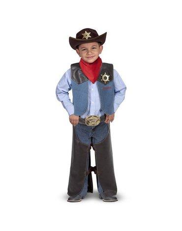 Melissa&Doug® - Kostium kowboya Melissa & Doug