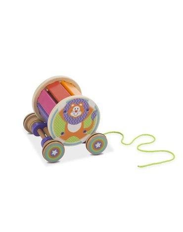 Melissa&Doug® - Grająca zabawka do ciągnięcia