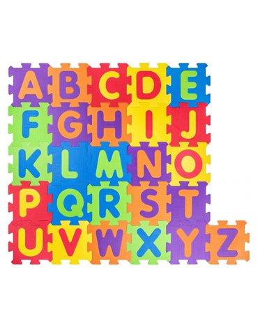 Plastica - Mata podłogowa Puzzle podłogowe alfabet