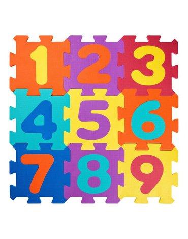 Plastica - Duże piankowe puzzle – Cyferki
