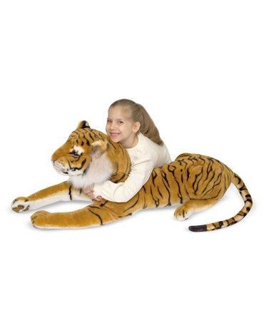 Melissa&Doug® - Tygrys - duża maskotka