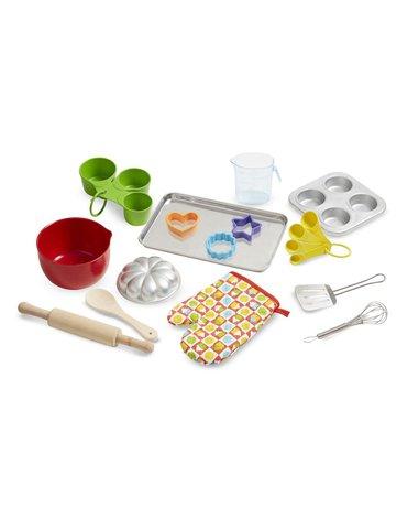Melissa&Doug® - Nauka pieczenia - zestaw dla dzieci