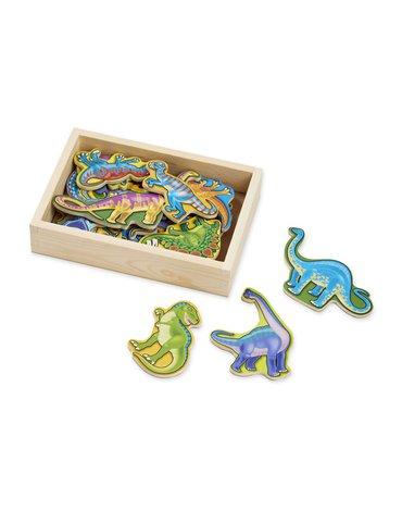 Melissa&Doug® - Magnesy z dinozaurami – 20szt.