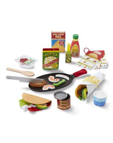 Melissa&Doug® - Zestaw do przygotowywania kebabów