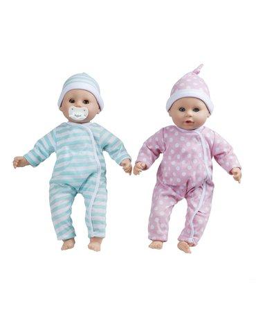 Melissa&Doug® - Lalka bobas bliźniaki Luke i Lucy