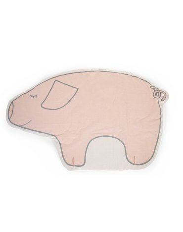Childhome Mata do zabawy Pig 150 cm