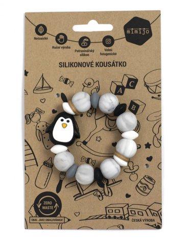 Mimijo - Gryzak z pingwinkiem