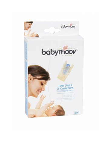 Babymoov Plastikowe torebki na pieluchy A222701