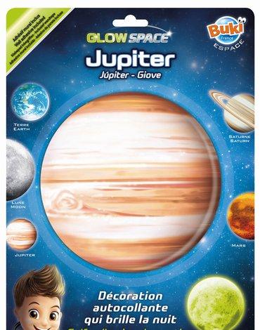 BUKI - Planeta świecąca w ciemnościach JOWISZ 3DF6