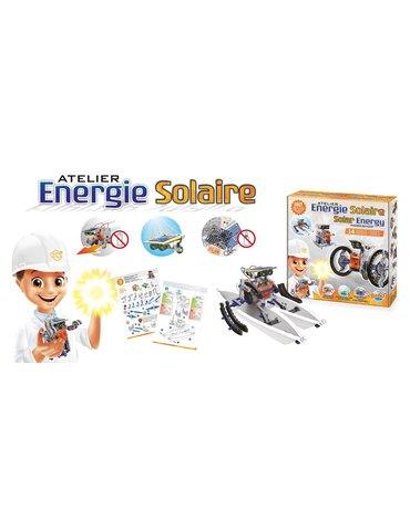 BUKI - Energia słoneczna 14 w 1 7503