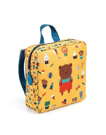 Djeco - Plecak dziecicy NIEDWIADEK DD00251