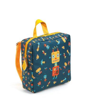Djeco - Plecak dziecicy ROBOT DD00253