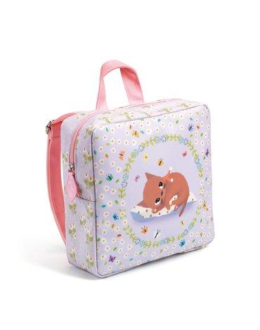 Djeco - Plecak dziecięcy KOTEK DD00254
