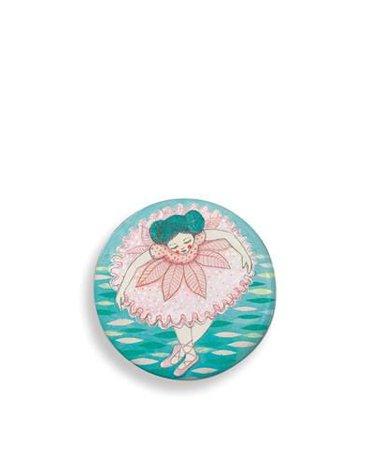 Djeco - Przypinki balerina komplet 5 szt  DD03852