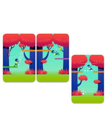 Djeco - Gra karciana PARK LINOWY DJ05180