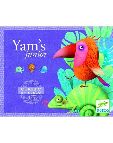 Djeco - Gra planszowa Yams junior DJ05209