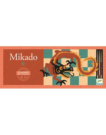 Djeco - Gra zręcznościowa bierki MIKADO DJ05210