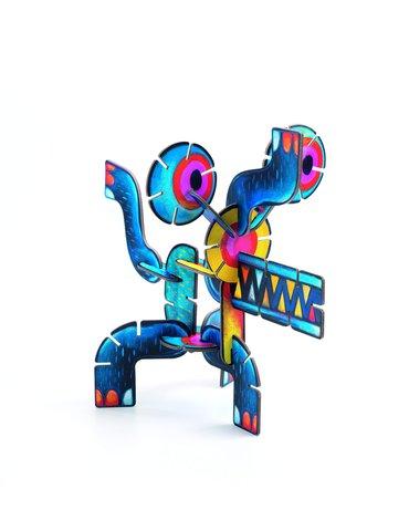 Djeco - Puzzle Volubo stworki DJ05633