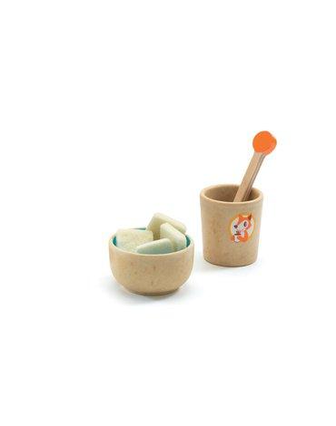 Djeco - Odgrywanie ról - ekspres do kawy EPRESSO DJ06548