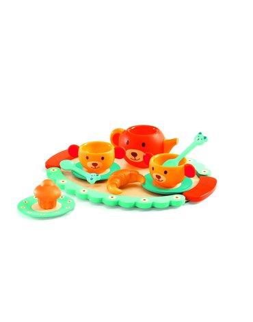 Djeco - Zestaw śniadanie u Teddy'ego DJ06628