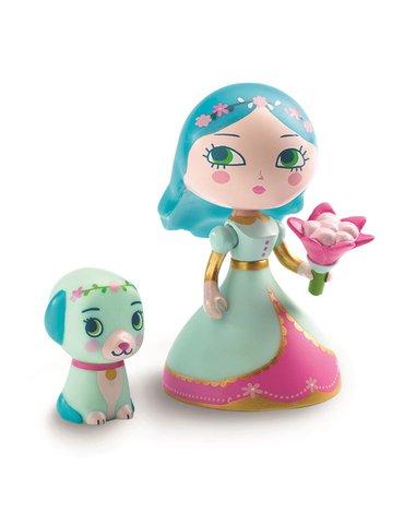 Djeco - Figurka księżniczki LUNA & BLUE DJ06765