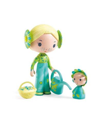 Djeco - Figurki FLORA & BLOOM DJ06944