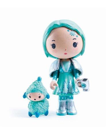 Djeco - Figurki CRISTALE & FRIZZ  DJ06947