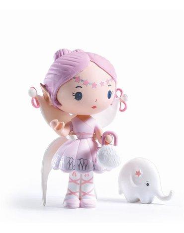 Djeco - Figurki ELFE & BOLERO DJ06950