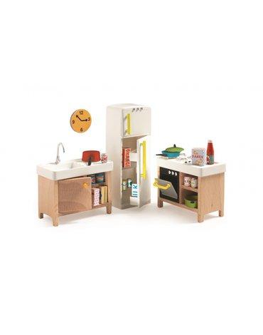 Djeco - Zestaw mebli kuchennych DJ07823